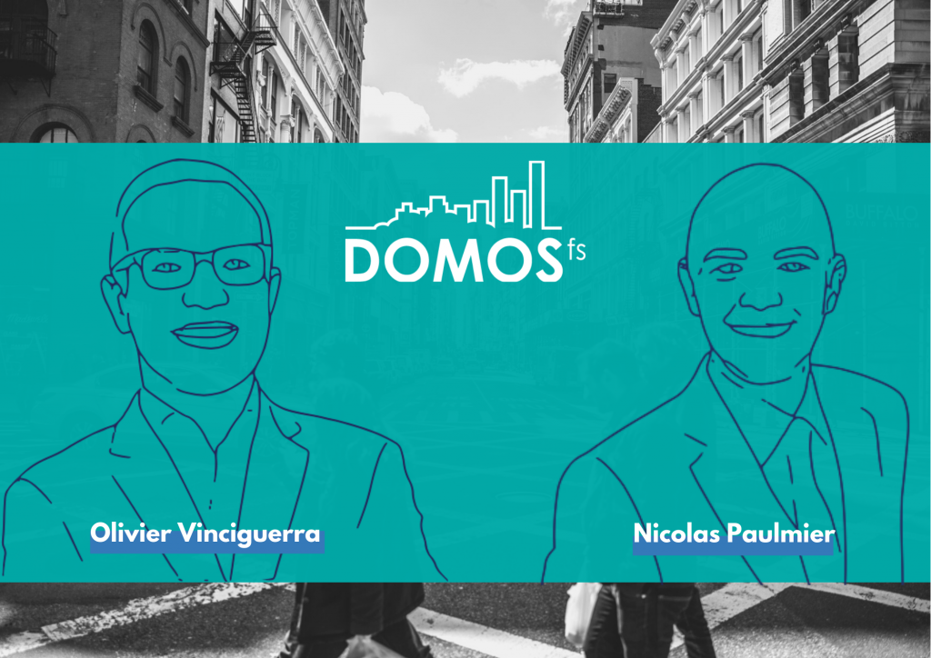 Nicolas Paulmier and Olivier Vinciguerra to join Domos FS Board of Directors